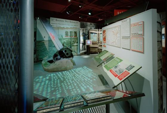 Traveling Exhibit · International Spy Museum