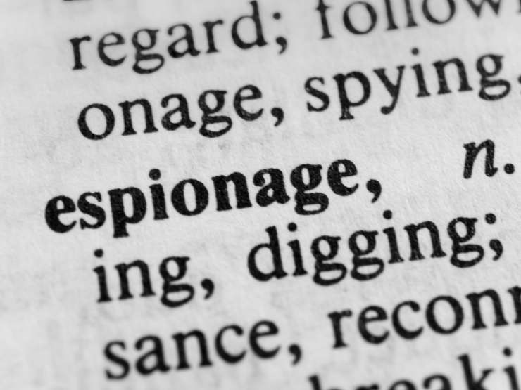 Language of Espionage | International Spy Museum