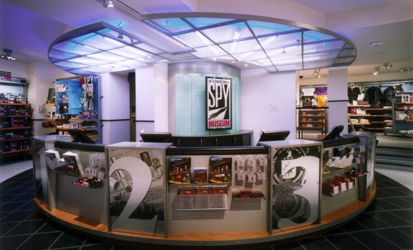 Shop Spy 183 Spy Museum