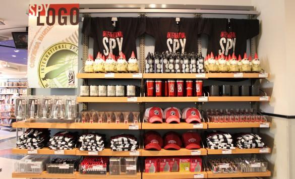 Shop Spy · International Spy Museum